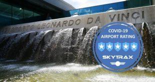 مطار روما فيوميتشينو يحصد جائزة أكثر مطارات العالم أماناً من كورونا