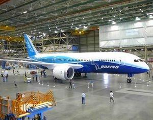 بوينغ تكشف عن خلل جديد في طائرة 787 دريملاينر