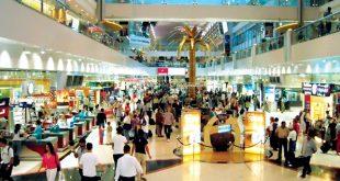 مطار دبي الدولي فى المركز الرابع بقائمة أفضل مطارات العالم