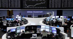 الأسهم الأوروبية فى أدنى مستوياتها