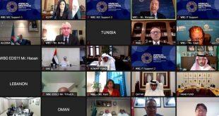 مجموعة الدول العربية بالبنك الدولي تناقش تأثير فيروس كورونا على السياحة