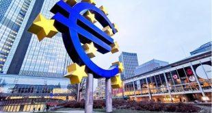 البنك الأوروبي يتوقع انكماش النمو فى منطقة اليورو مدفوعاً بانهيار السياحة