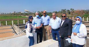 الحكومة تعيد نخطيط مشروعات البنية التحتية لمحافظة بني سويف