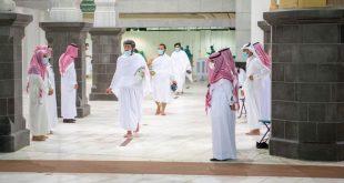 السعودية تكشف موعد وصول أولى رحلات المعتمرين بالطيران من خارج المملكة