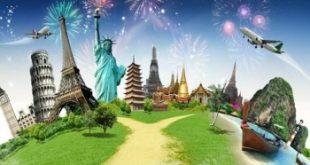 السياحة العالمية تراجعت 80 % و100 مليون وظيفة معرضة للخطر