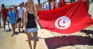 ايرادات السياحة تتراجع 71 % خلال الثلاثة شهور الأخيرة فى تونس