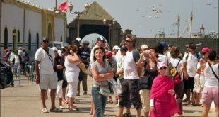 المغرب : تراجع الناتج الداخلي الإجمالي لنشاط القطاع السياحي بنسبة 5,9 %