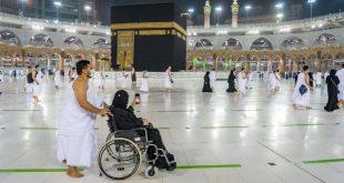 السعودية تخصص 3 ساعات لأداء مناسك العمرة لكل فوج لضمان تطبيق الإجراءات