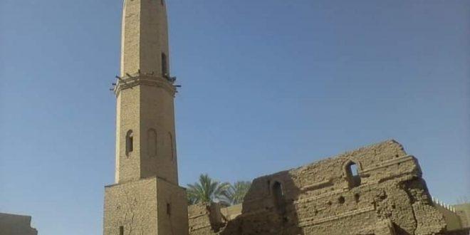 جامع الشيخ الطيب العتيق بقرية شنهور 1141 هـ - 1778م أثر يحتاج لنظرة عطف