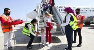 14 رحلة طيران من 4 دول أوروبية بينها 6 من بولندا تصل مرسي علم .. غداً