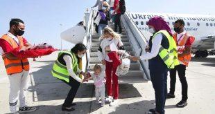 رحلتان من مطاري فيرونا وبولونيا بإيطاليا ضمن 18 طائرة تصل مرسى علم غداً