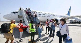 خبراء يتوقعون زيادة كبيرة لرحلات الطيران للغردقة ومرسى علم خلال هذا الشهر.44