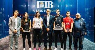 على فرج يفوز ببطولة مصر الدولية المفتوحة للاسكواش 2020 تحت سفح الأهرامات
