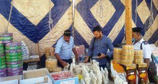 سوهاج تشم حملة على الأسواق لضبط السلع الفاسدة وتحرير 72 محضراً
