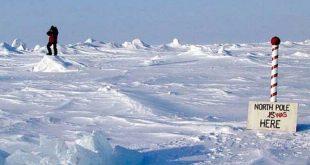 علماء كنديون وأمريكيون : شمال المحيط الأطلسي أدفأ من أي وقت مضى .. اليوم