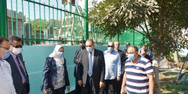 محافظ الشرقية يتفقد أعمال المرحلة الثالثة للممشى السياحي بمدينة الزقازيق