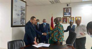 مصر شريك استراتيجي في تأسيس شركة طيران إفريقية جديدة تابعة للحكومة الغانية