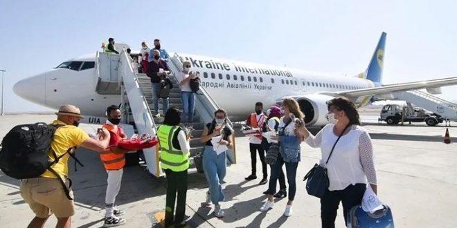 مطار الغردقة يستقبل 4 رحلات من العاصمة التشيكية براغ هذا الأسبوع