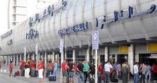 مطار القاهرة يستقبل 80 رحلة طيران دولية تقل 9 آلاف راكب ومغادرة 79 طائرة
