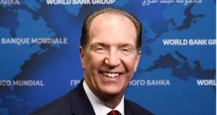 رئيس البنك الدولي : المخاوف من كورونا تبديد كل جهود دول العالم فى التنمية