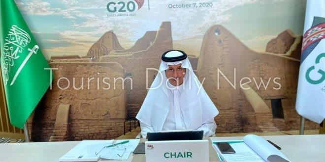 مجموعة العشرين: 1.2 تريليون دولار خسائر السياحة العالمية بنهاية 2020