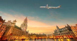 الاتحاد للطيران تنقل 2 مليون مسافر بين أبوظبي وبروكسل فى 15 عاماً