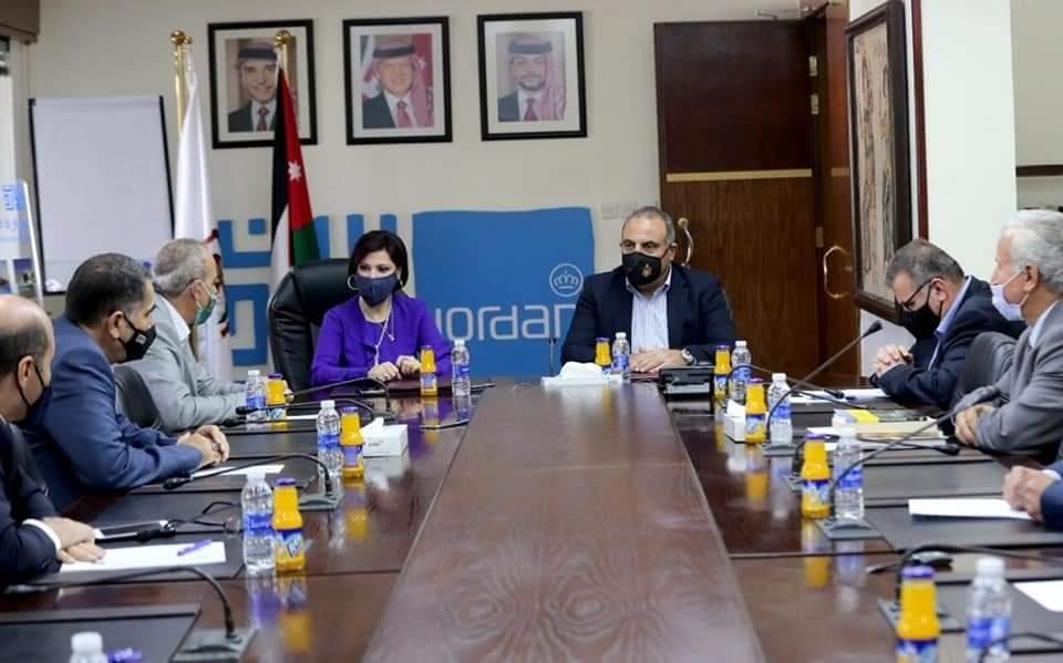 مذكرة تفاهم لتوثيق التعاون بين السياحة وأمانة عمان لتطوير المواقع الآثرية1