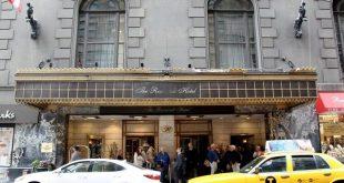 جائحة كورونا تغلق فندق روزفلت بنيويورك بعد 100 عام على افتتاحه