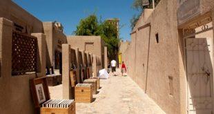 دبي تعيد فتح حى الفهيدى التاريخي أمام السياح