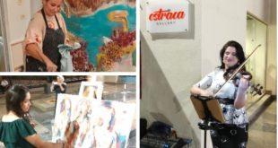 الغردقة تستضيف الملتقى الدولي للفنون في دورته الثانية بالممشى السياحي