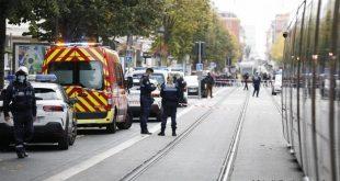 3 قتلى في هجوم بسكين على كنيسة بمدينة نيس الفرنسية واعتقال المهاجم
