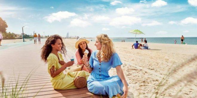 """""""عيشوا تجربة العمر"""".. حملة ترويجية جديدة لإنعاش السياحة فى دبي"""