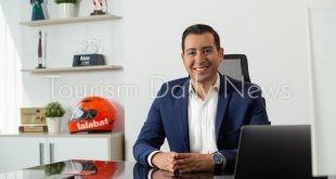 سفيان المرزوقي؛ المدير العام لشركة طلبات مصر