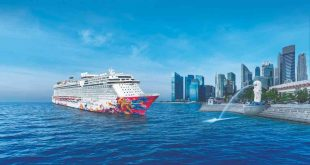 """سنغافورة تعتزم إطلاق رحلات بحرية """" بلا وجهة"""" لإنعاش السياحة"""