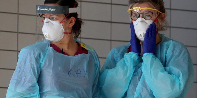 أعلى معدل إصابة بكورونا فى أمريكا .. وبريطانيا تفرض حجراً صحياً جديداً