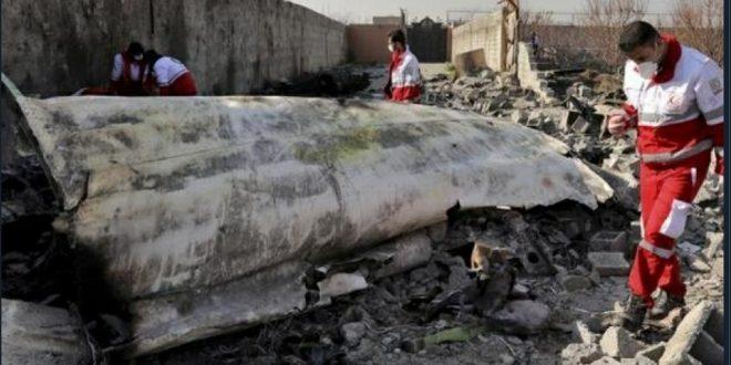 أوكرانيا تتهم إيران بالمماطلة بشأن وثائق الطائرة المنكوبة