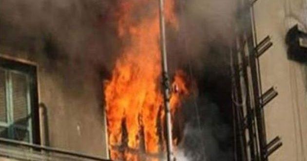 الآثار تكشف تأثير حريق منطقة الخليفة على خانقاة شيخو وقبة صفي الدين جوهر