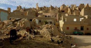 الاتحاد الأوروبي يعيد إحياء قرية شالي الآثرية بسيوة والعناني يفتتاحها غداً