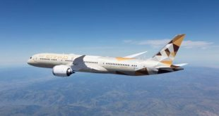 الاتحاد للطيران تبدأ تشغيل رحلات مباشرة من بكين إلى أبوظبي 7 ديسمبر المقبل