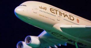 الاتحاد للطيران تبدأ تسيير رحلات مباشرة من أبوظبي لتل أبيب في مارس المقبل