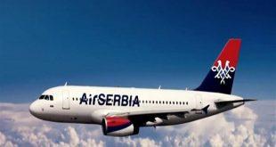 الخطوط الجوية الصربية تشغل 108 رحلات سياحية لمصر .. والطيران العارض مستمر