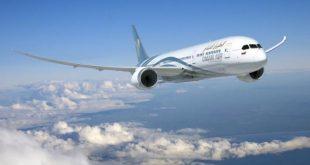 الطيران العماني يستأنف تشغيل رحلاته إلى تشياني وحيدر أباد 19 نوفمبر