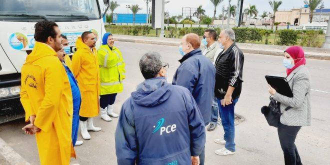 تحرك حكومي قوى لمواجهة الأمطار والسيول بالإسكندرية بـ 1.5 مليار جنيه