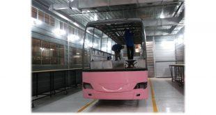 توفيق يستعرض خطة تطوير الشركة الهندسية للسيارات ومراحل تصنيع الأتوبيسات
