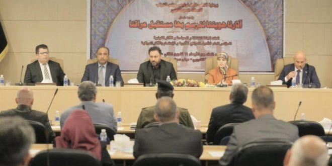 مجلس النواب يوجه رسالة للحكومة لانقاذ الآثار المهربة والسياحة العراقية