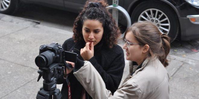 مخرجة مصرية شابة تفوز بجائزة الجمهور في مهرجان طرابلس للأفلام القصيرة