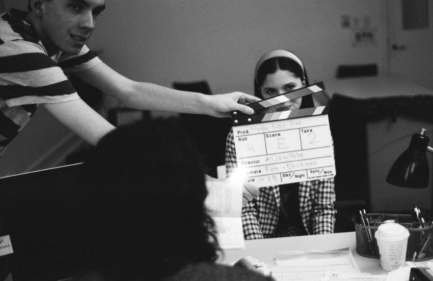 مخرجة مصرية شابة تفوز بجائزة الجمهور في مهرجان طرابلس للأفلام القصيرة1