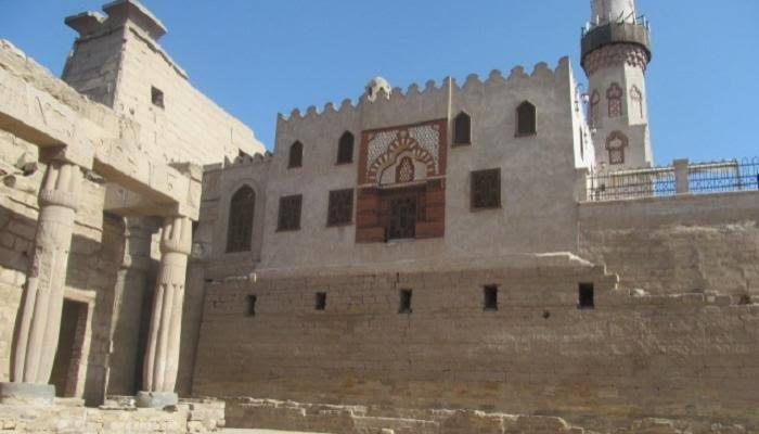مسجد أبو الحجاج الأقصري ملتقي الدين والحضارة