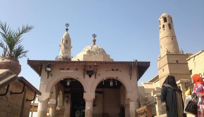 مسجد أبو الحجاج الأقصري ملتقي الدين والحضارة1