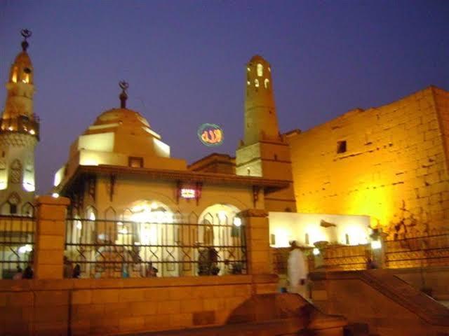 مسجد أبو الحجاج الأقصري ملتقي الدين والحضارة2